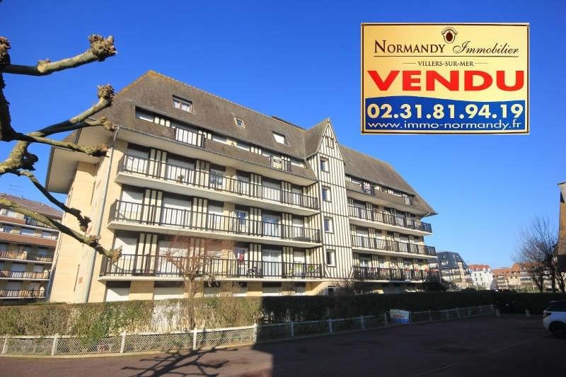 Sale apartment Villers sur mer 102000€ - Picture 1