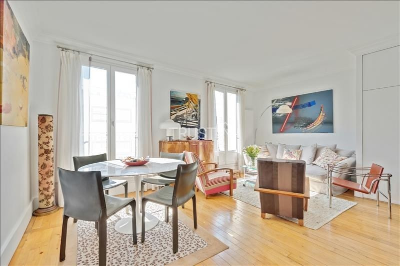 Vente appartement Paris 15ème 480000€ - Photo 1