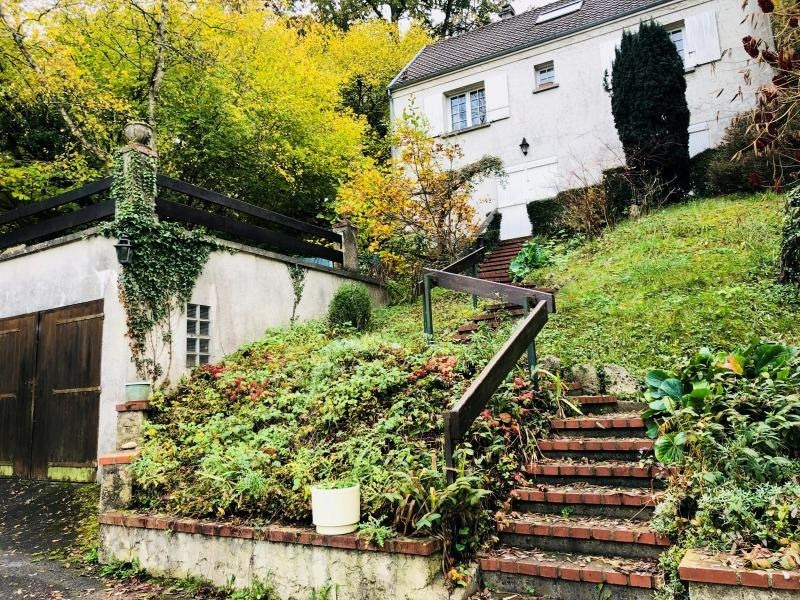 Sale house / villa Vallangoujard 283000€ - Picture 1