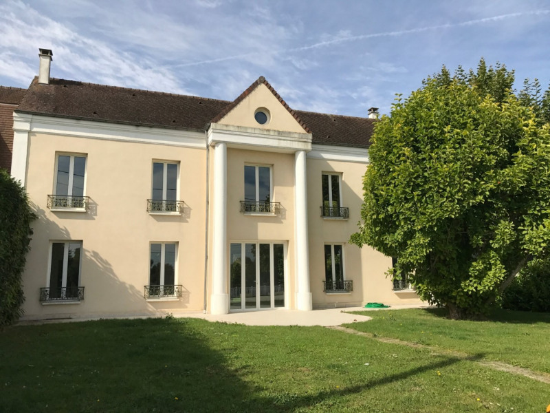 Revenda residencial de prestígio casa Villennes sur seine 1590000€ - Fotografia 1