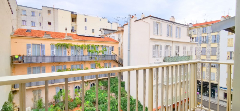 Vente appartement Nice 175 000€ - Photo 1