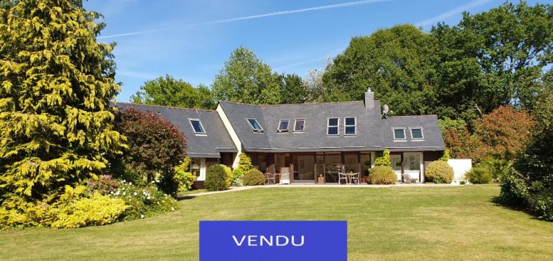 Revenda casa Fouesnant 549500€ - Fotografia 1