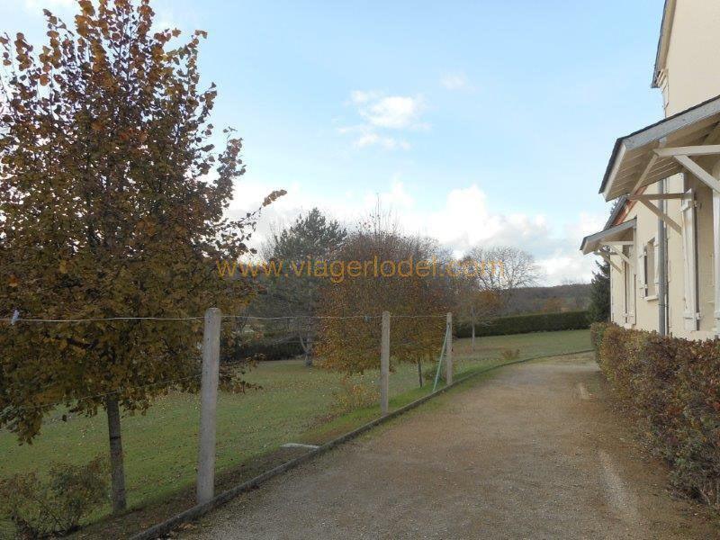Vendita nell' vitalizio di vita casa Veaugues 93500€ - Fotografia 4