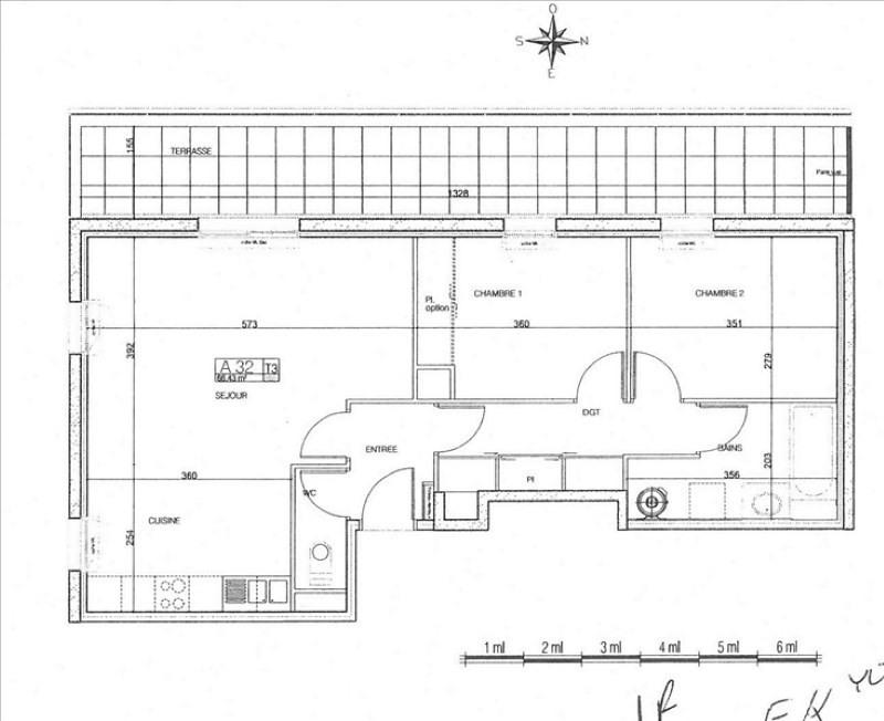 Location appartement Quimperle 612€ CC - Photo 6