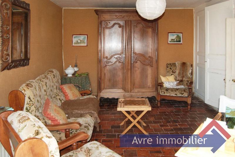 Vente maison / villa Verneuil d'avre et d'iton 153000€ - Photo 3
