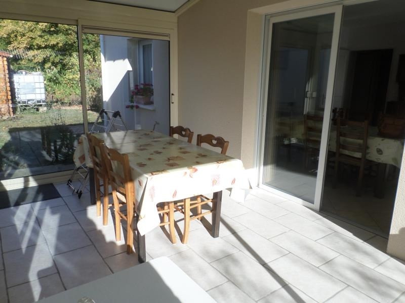 Location maison / villa Chapelle viviers 550€ CC - Photo 6