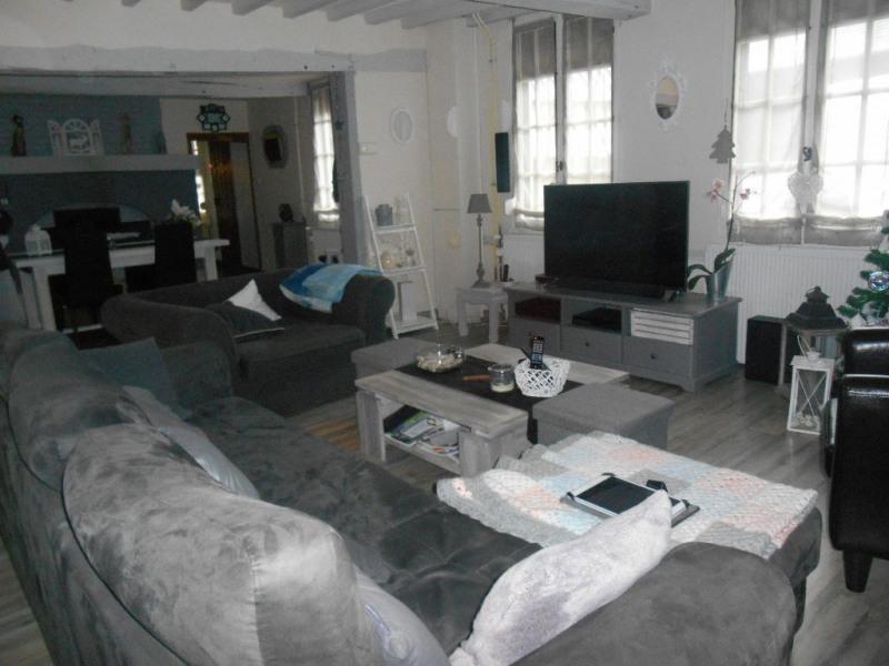 Vente maison / villa Crevecoeur le grand 228000€ - Photo 2
