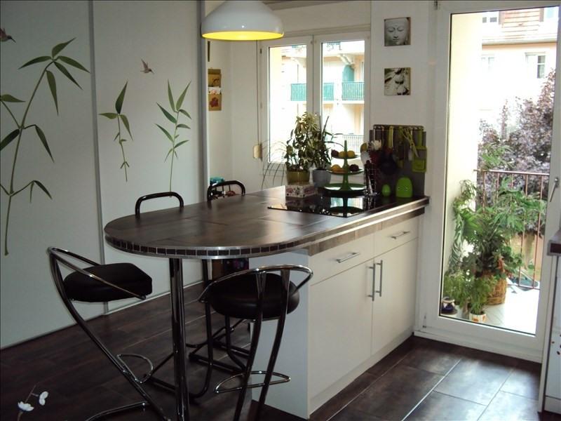 Sale apartment Rixheim 210000€ - Picture 2