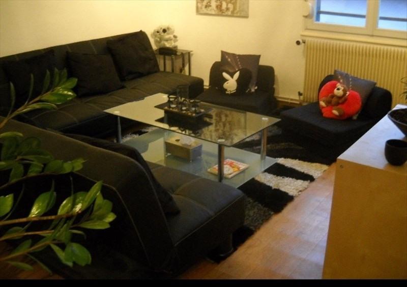 Rental apartment Bischheim 620€ CC - Picture 1