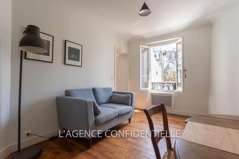 Vente appartement Paris 9ème 595000€ - Photo 1