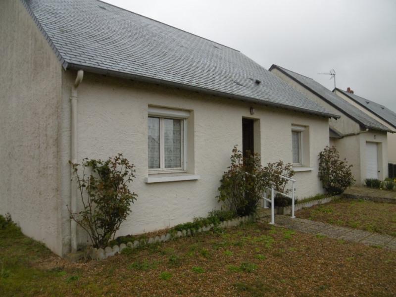 Sale house / villa Montoire sur le loir 118000€ - Picture 1
