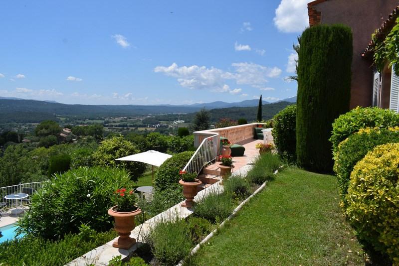 Verkauf von luxusobjekt haus Montauroux 1260000€ - Fotografie 34