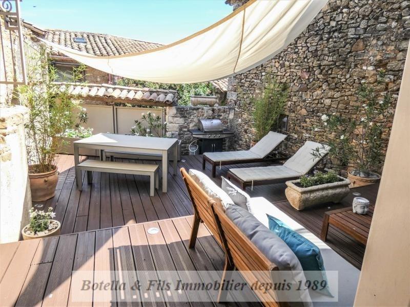 Verkoop van prestige  huis Aigueze 849000€ - Foto 13