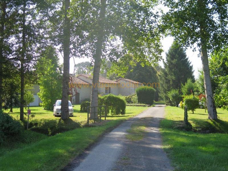 Vitalicio  casa La chapelle-grésignac 122300€ - Fotografía 2