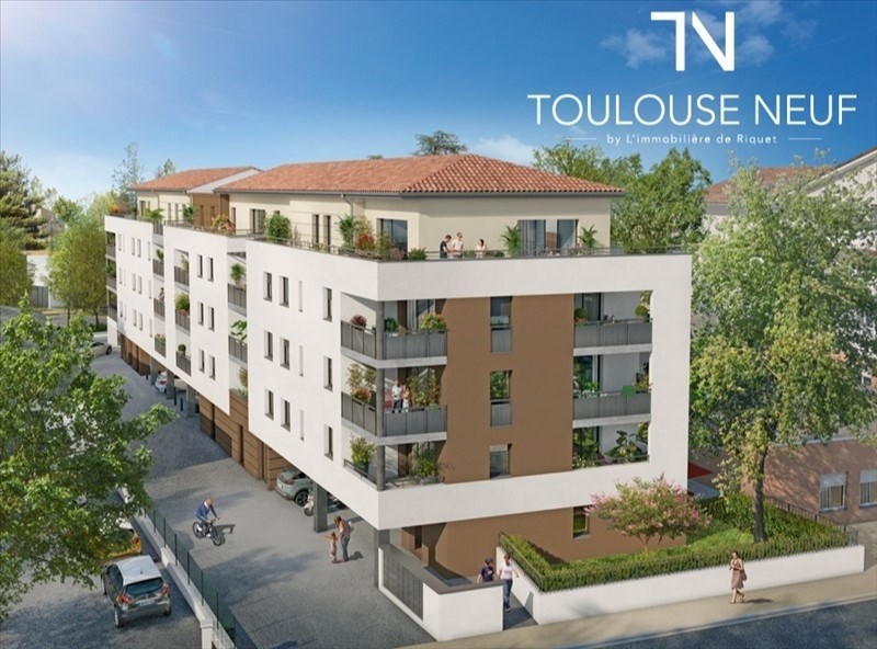 Vente appartement Blagnac 431 000€ - Photo 2