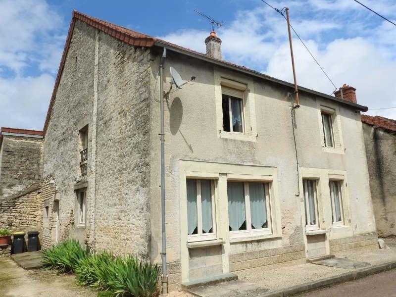 Sale house / villa Village nord châtillonnais 139000€ - Picture 1