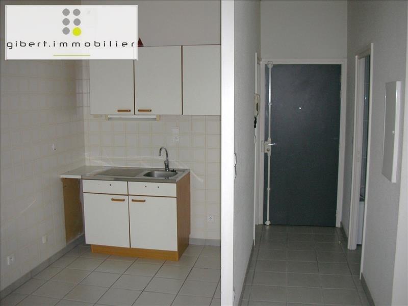 Location appartement Le puy en velay 251,79€ CC - Photo 2