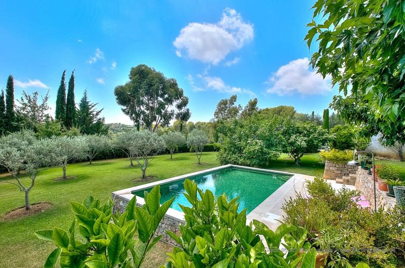 Verkoop van prestige  huis Valbonne 2400000€ - Foto 6