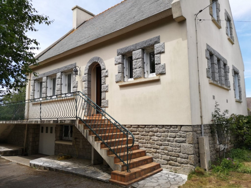 Sale house / villa Plouhinec 159 600€ - Picture 1