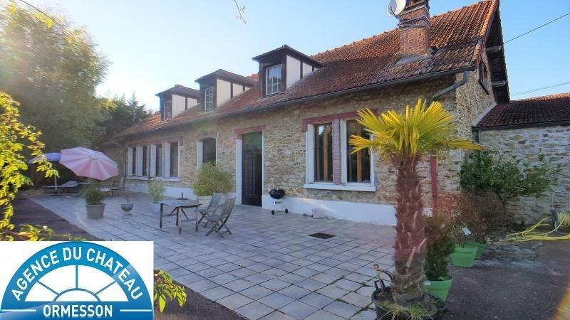 Deluxe sale house / villa Le plessis trevise 1340000€ - Picture 1