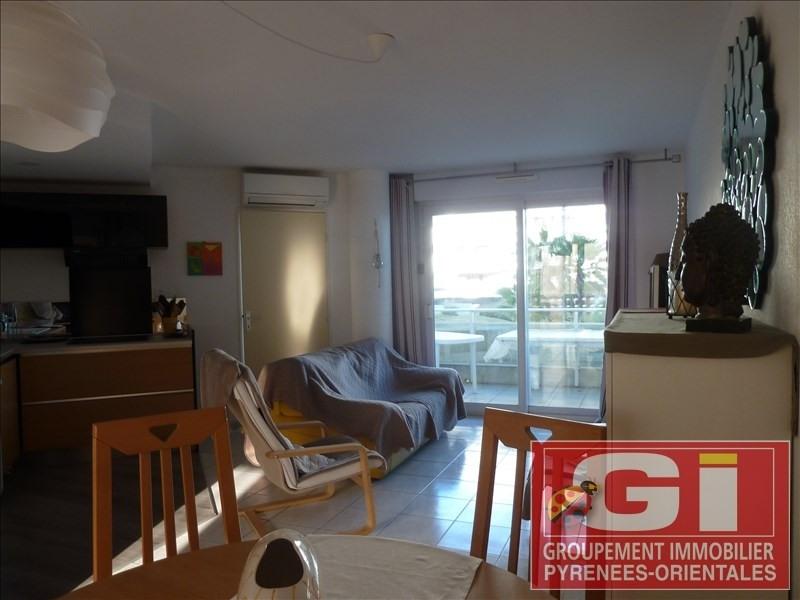 Sale apartment Canet plage 330000€ - Picture 5
