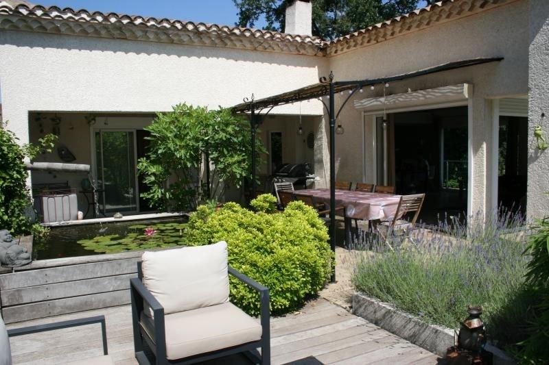 Verkauf von luxusobjekt haus La motte 740000€ - Fotografie 3