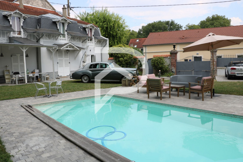 Vente maison / villa Montlignon 650000€ - Photo 17