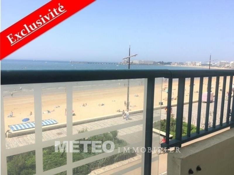 Sale apartment Les sables d'olonne 260250€ - Picture 1