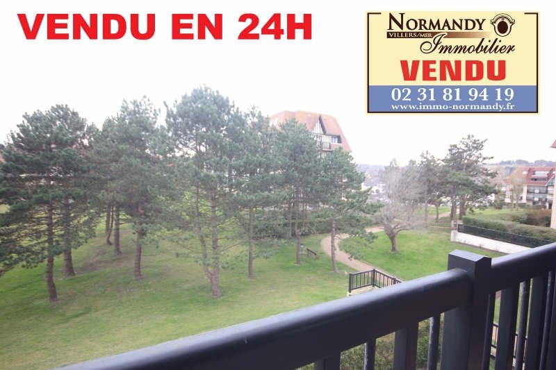 Sale apartment Villers sur mer 96 500€ - Picture 1