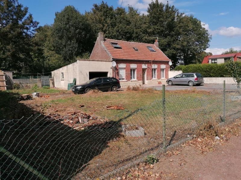 Sale house / villa Cagnicourt 97000€ - Picture 1