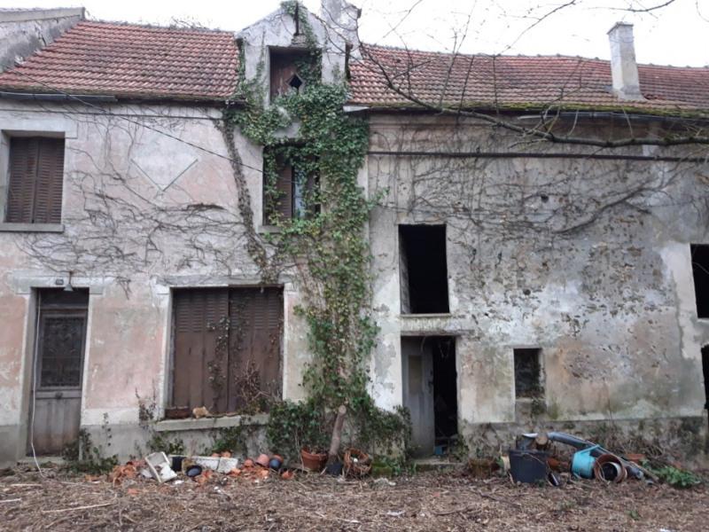 Vente maison / villa Nanteuil les meaux 158000€ - Photo 1