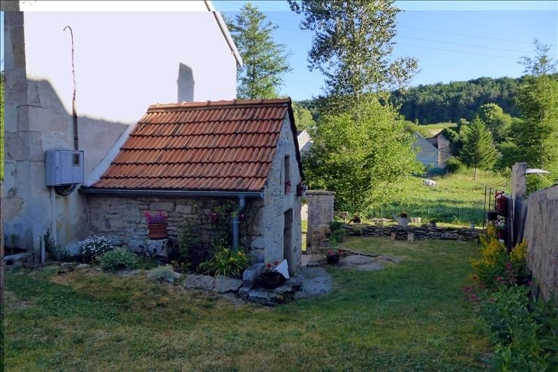 Sale house / villa Sud chatillonnais 63500€ - Picture 8