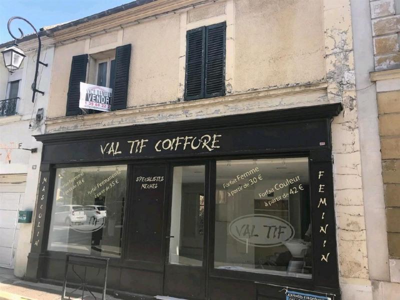 Sale building St leu la foret 267750€ - Picture 2