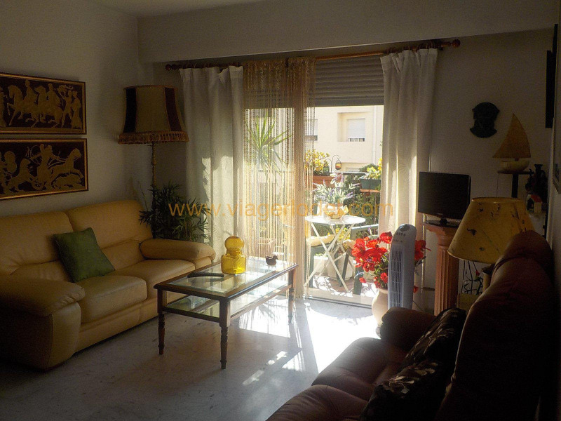 Life annuity apartment Antibes 60 000€ - Picture 1