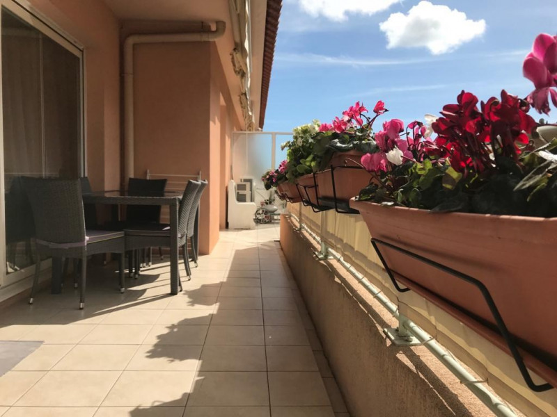 Vente appartement Menton 430 000€ - Photo 1