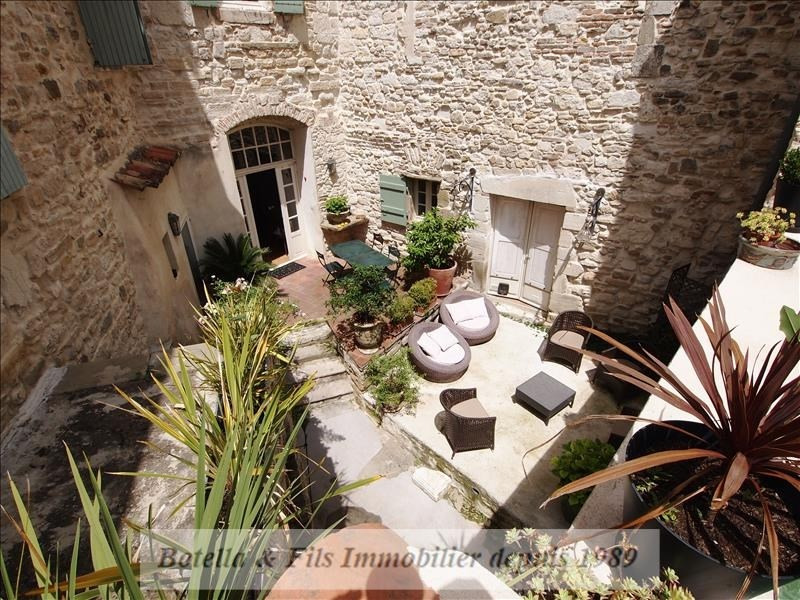 Deluxe sale chateau Uzes 595 000€ - Picture 13