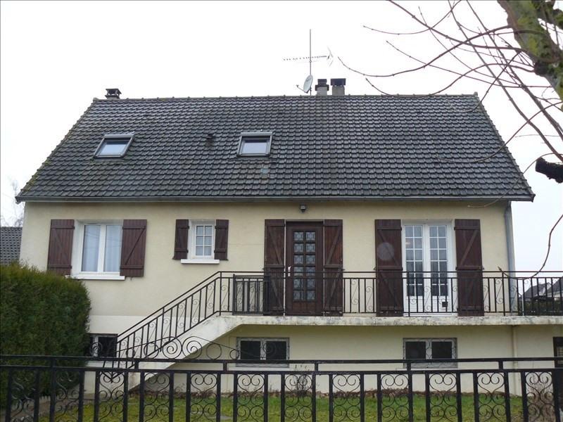 Venta  casa Brienon sur armancon 126000€ - Fotografía 2