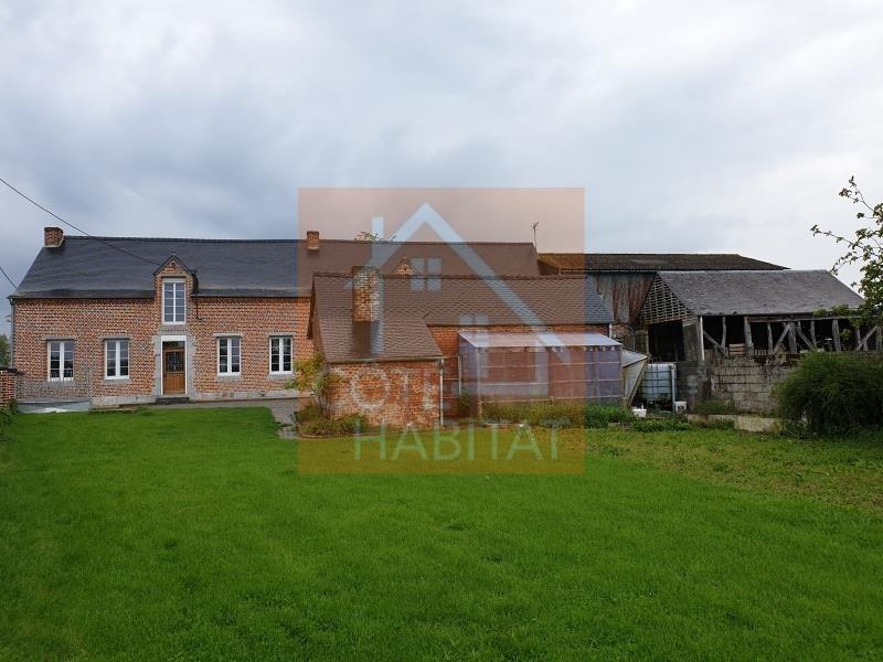 Vente maison / villa Etroeungt 198000€ - Photo 1