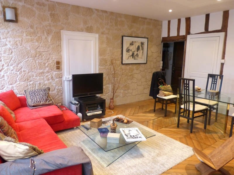 Rental apartment St germain en laye 1 736€ CC - Picture 2