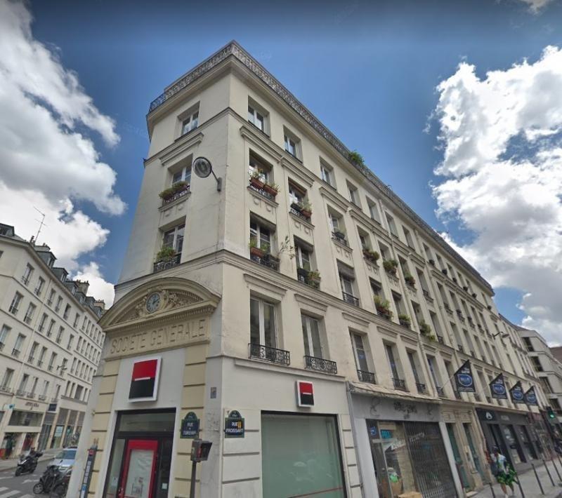 Sale apartment Paris 3ème 715000€ - Picture 1