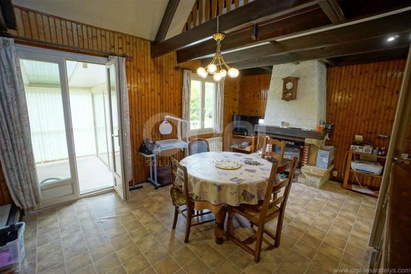 Vente maison / villa Courcelles-sur-seine 128000€ - Photo 3