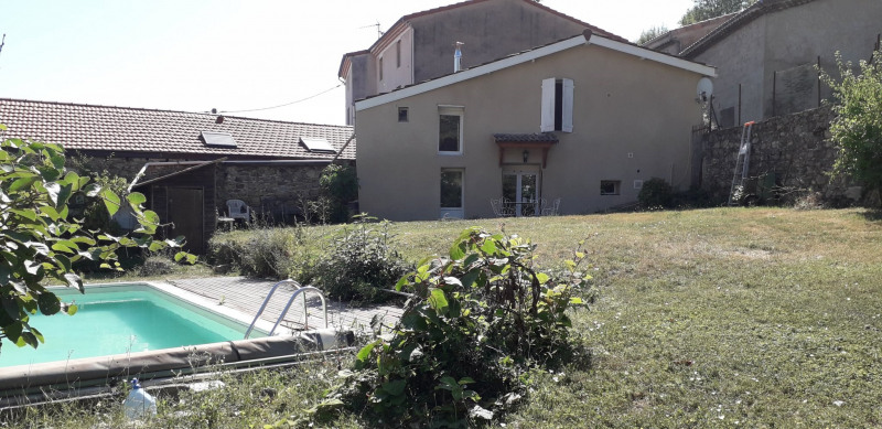 Vente maison / villa Sarras 139500€ - Photo 1