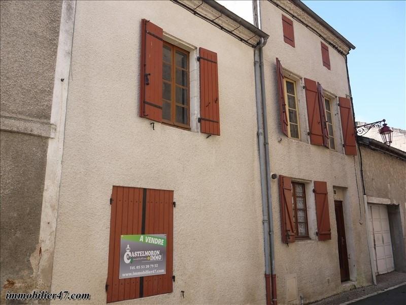 Vente maison / villa Castelmoron sur lot 49900€ - Photo 1