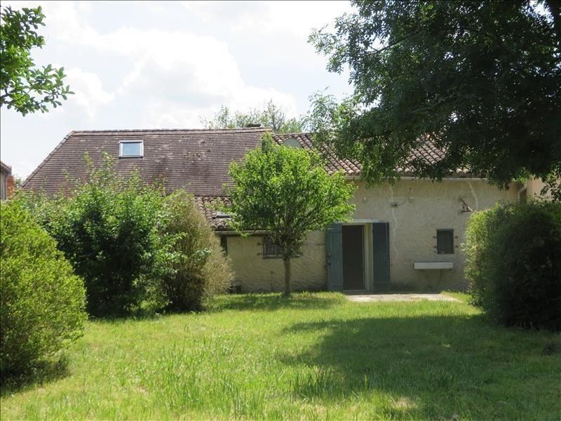 Vente maison / villa Montpon menesterol 97 000€ - Photo 1