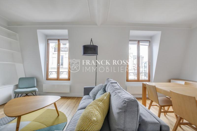 Rental apartment Paris 15ème 1900€ CC - Picture 4