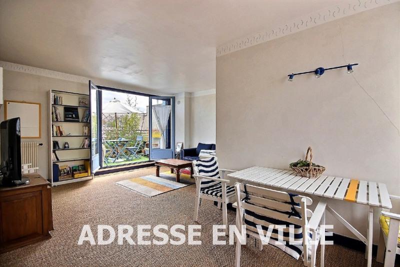 Verkoop  appartement Levallois perret 443000€ - Foto 6