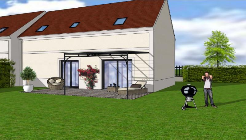 Vente maison / villa Morainvilliers 472200€ - Photo 2