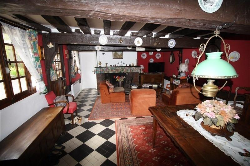 Sale house / villa Conches en ouche 132500€ - Picture 4