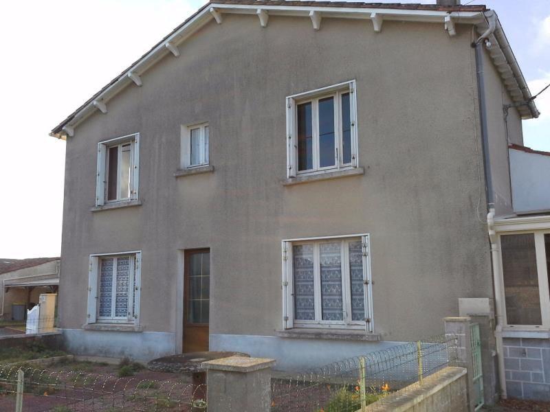 Vente maison / villa Fontenay le comte 87000€ - Photo 1