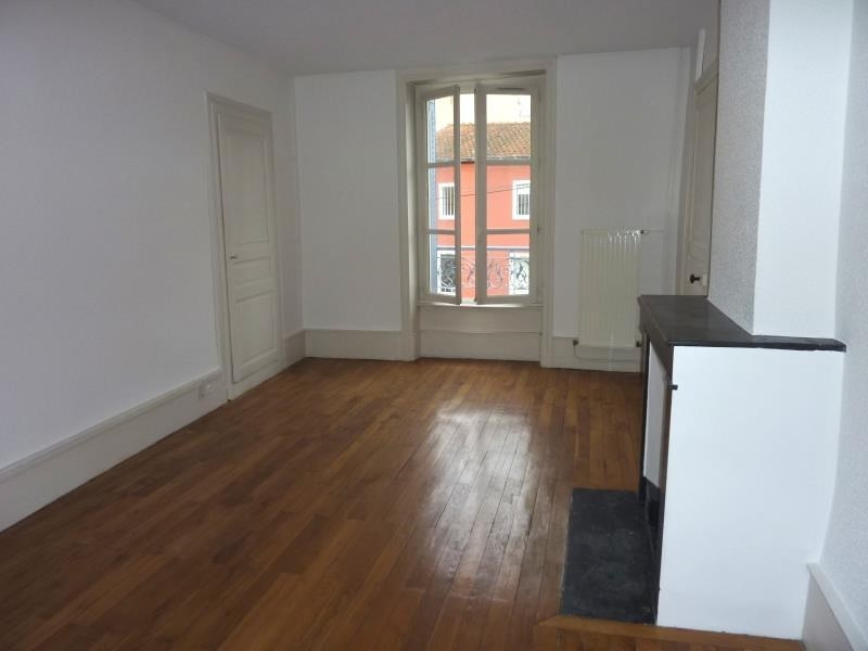 Rental apartment Roanne 525€ CC - Picture 1